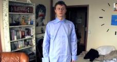 La chemise selon Norman