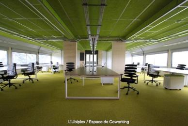 Ubiplex - projet à Rennes de coworking