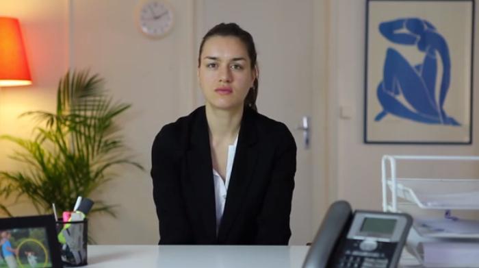 Vid o rh l 39 entretien d 39 embauche version honn te - Entretien d embauche cabinet d avocat ...